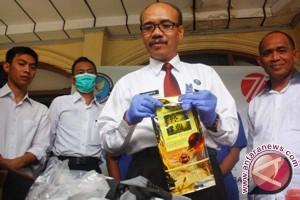 BNN: Lampung merupakan jalur perlintasan narkoba