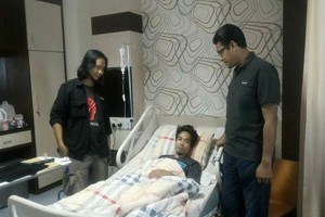 Jurnalis Medan Protes Anarkisme oknum Prajurit TNI AU