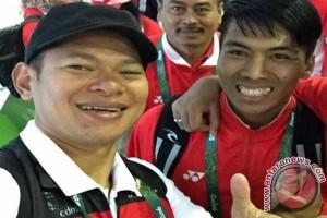Kontingen Indonesia tinggalkan Brazil Minggu malam