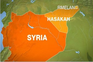Jet tempur Suriah bom timur Damaskus