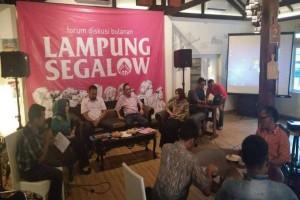 "Dialog Angkat Pariwisata Lampung ""Harta Terpendam"" Sumatera"