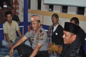 Pemkab Lampung Tengah galakkan siskamling antisipasi teror