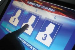 Pemilu 2019 diupayakan menggunakan e-voting