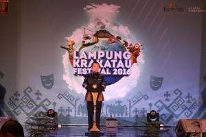Lampung Krakatau Festival antara Harapan dan Kritik