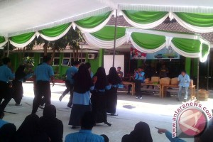 Kantor Pajak Sukadana sosialisasikan pajak ke pelajar