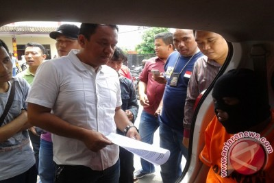 Polresta  Bandarlampung tangkap pelaku pencurian kendaraan bermotor