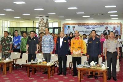 Gubernur Lampung dukung kiprah Karang Taruna