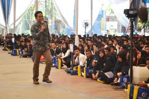 Pengusaha Muda Asal Yogyakarta Berbagi Kiat Technopreneur