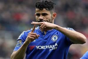 Conte : Costa tak punya masa depan di Chelsea