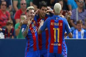 Barcelona menang 5-1 atas Leganes