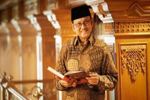 Gubernur Lampung Temui Habibie Bahas Teknologi