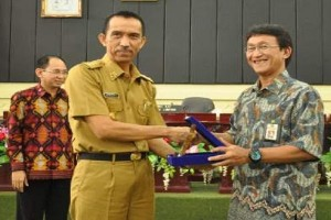 Lampung sosialiasasikan amnesti pajak