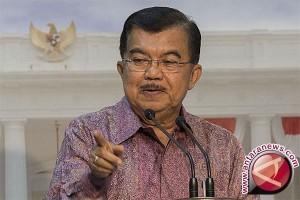 Wapres Apresiasi KPK Ungkap Dugaan Korupsi Kemenhub
