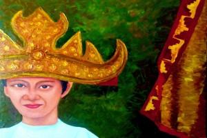 Pelukis Lampung Siapkan Pameran di Solo