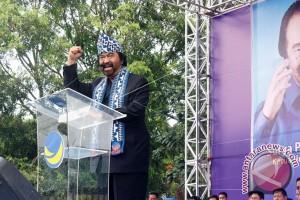 Surya Paloh lantik kepengurusan NasDem Lampung
