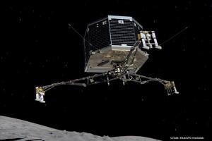 "Nasib pesawat antariksa ""Lander"" masih misterius"