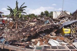 BNPB : Selama 2017 Terjadi 654 Bencana