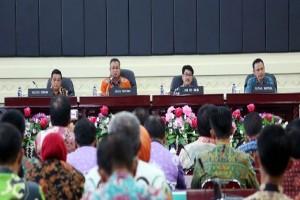 Pemprov Lampung Gelar Rakor Sekda Se-lampung