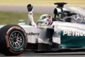 Hamilton ungguli Rosberg untuk start terdepan di AS