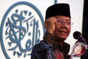 Mahfud MD: Santri mengindonesiakan islam