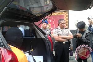 Polresta Bandarlampung Tembak Pelaku Pembunuhan