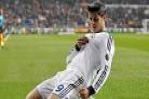 Real Madrid puncaki klasemen sementara