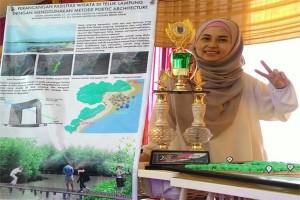 Dosen UBL-Unila Dorong Pengembangan Wisata Teluk Lampung
