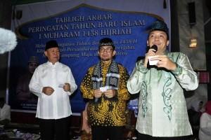 Pemprov Lampung dorong pembangunan mental dan spiritual