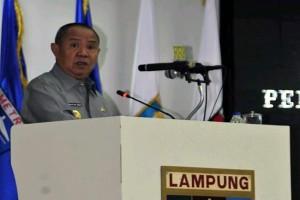 Pemprov Lampung Fokus Pembangunan Program Unggulan