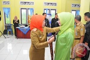 Gerakan Membaca Lima Menit di Kabupaten Waykanan Dicanangkan