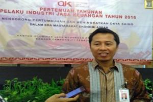 OJK Lampung sosialisasikan tindak pidana perbankan