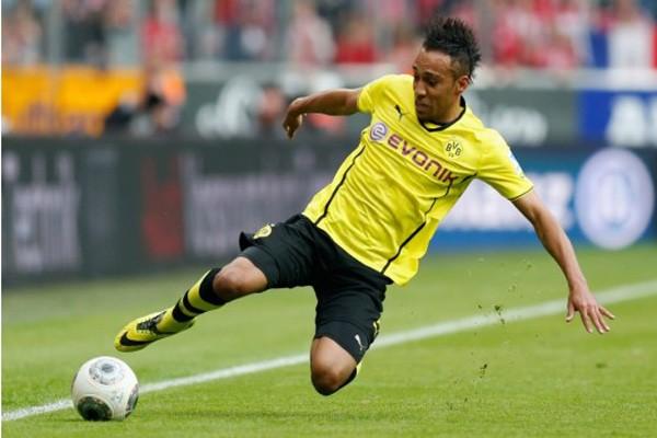 Liga Jerman - Pierre-Emerick Aubameyang cetak 23 gol