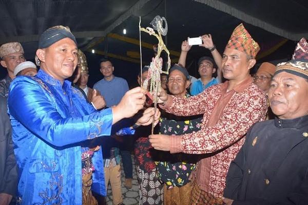 Mustafa Menjaga Kebhinekaan di Lampung Tengah
