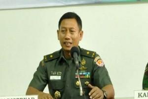 Kapuspen: Sepertiga pasukan TNI siaga tiap hari