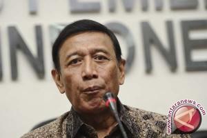 Wiranto: Masyarakat Perlu Ikut Deteksi Teroris
