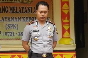 Wilayah Polsek Tanjungkarang Barat Rawan Penjambretan
