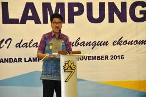 Pemprov Lampung Susun Rencana Kerja 2018