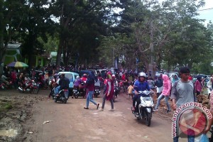 Puluhan Ribu Pengunjung Padati Festival Way Kambas