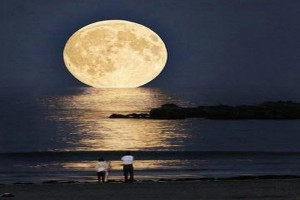 """Supermoon"" di langit Sidney dan Indonesia"