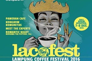 """Lampung Coffee Festival 2016"" Siap Digelar"