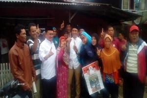 Pasangan Parosil-Mad Hasnurin Usung Lampung Barat Hebat