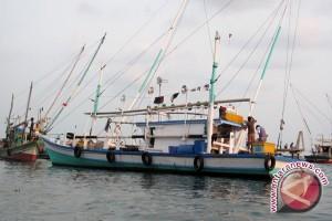 Nelayan Bandarlampung Tidak Melaut Karena Cuaca Buruk