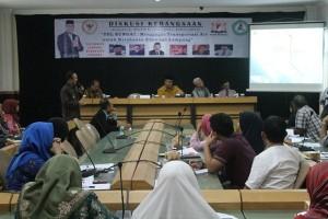Bappeda: Transportasi Air Dukung Ketahanan Ekonomi Lampung