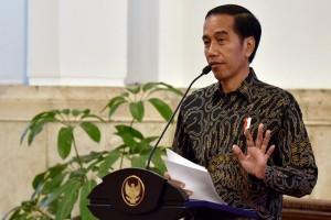 Presiden : Perbaikan distribusi kebutuhan pokok belum optimal