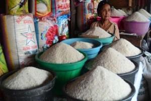 Harga Beras Di Bandarlampung Naik Tipis