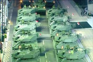 "Tabloid China peringatkan sikap ""munafik"" militer Singapura"