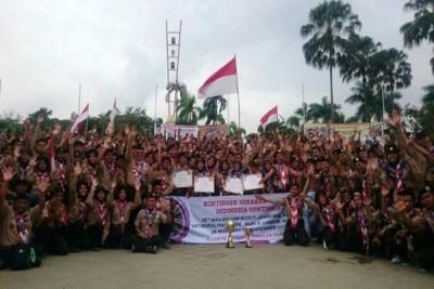 Pramuka Indonesia Juara Umum di Jambore Malaysia