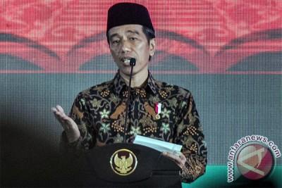 Jokowi tiba di Tanah Air