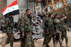 Militer Suriah terus maju di Aleppo