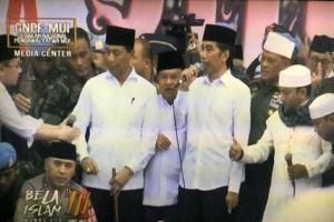 Kado Terindah Kebersamaan Rakyat dan Jokowi-JK